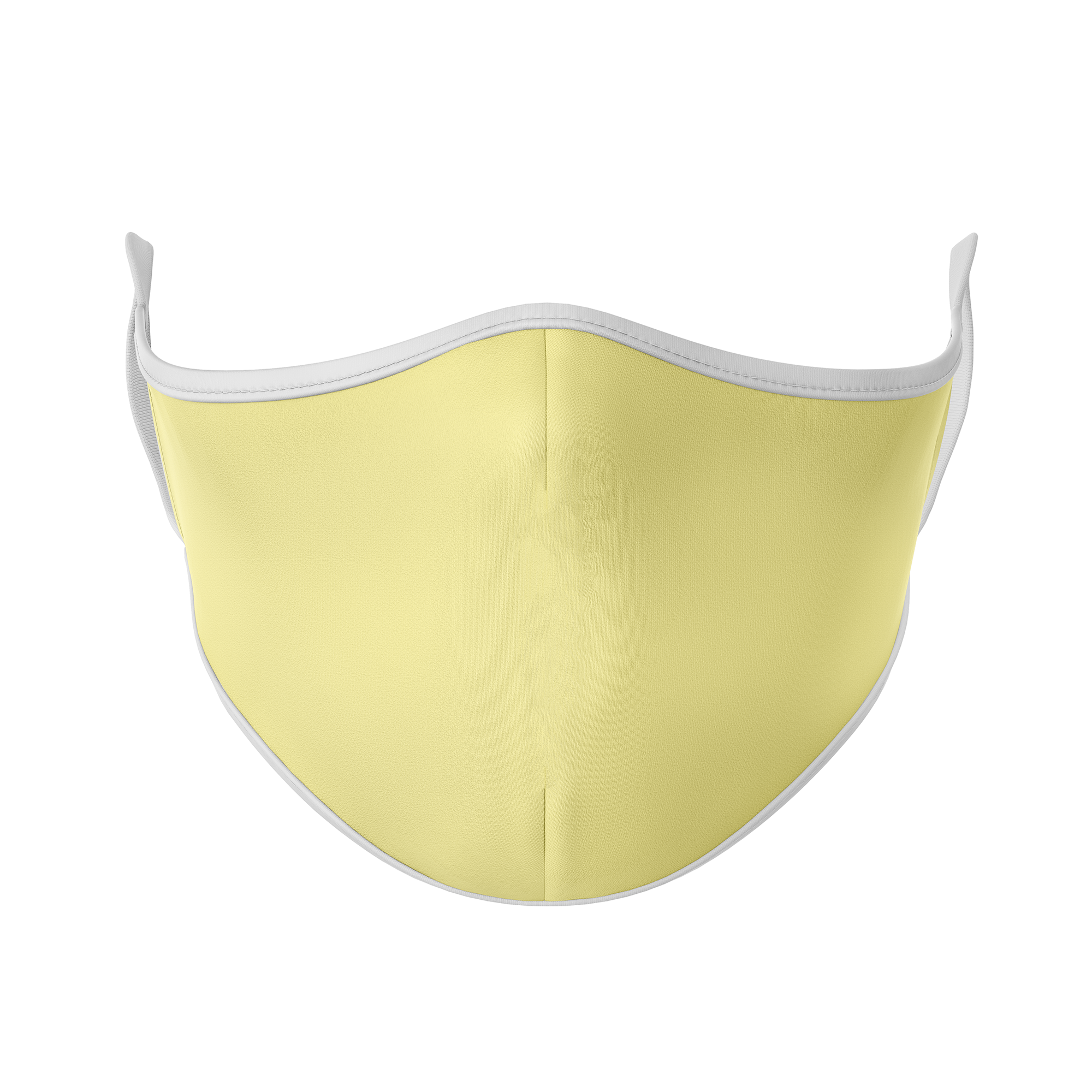 Solid Pastel Colours Reusable Face Masks - Protect Styles