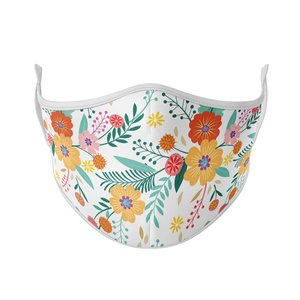 Spring Reusable Face Masks - Protect Styles