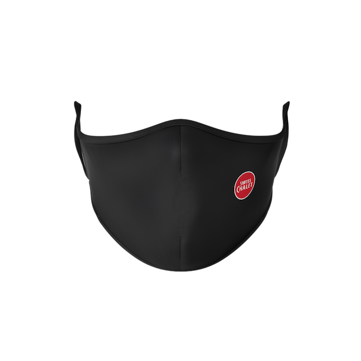 Swiss Chalet Solid Reusable Face Mask - Protect Styles