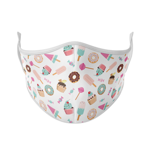 Tasty Treats Reusable Face Mask