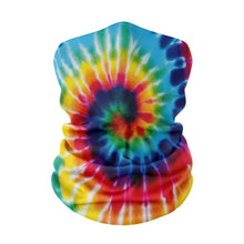 Load image into Gallery viewer, Tie Dye Neck Gaiter - Protect Styles