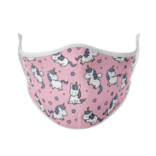 Load image into Gallery viewer, Unicorns Reusable Face Masks - Protect Styles