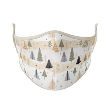 Load image into Gallery viewer, Winter Forest Reusable Face Masks - Protect Styles
