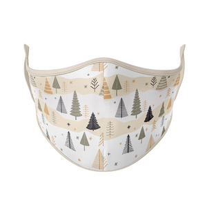 Winter Forest Reusable Face Masks - Protect Styles