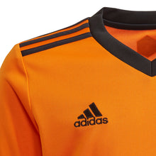 Load image into Gallery viewer, Houston Dynamo Youth Replica Primary Jersey Orange New Logo