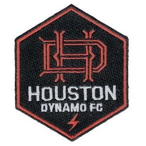 Houston Dynamo Fan Patch
