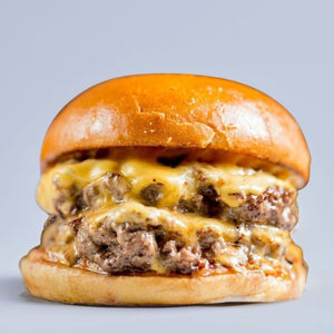 Box Cheeseburger