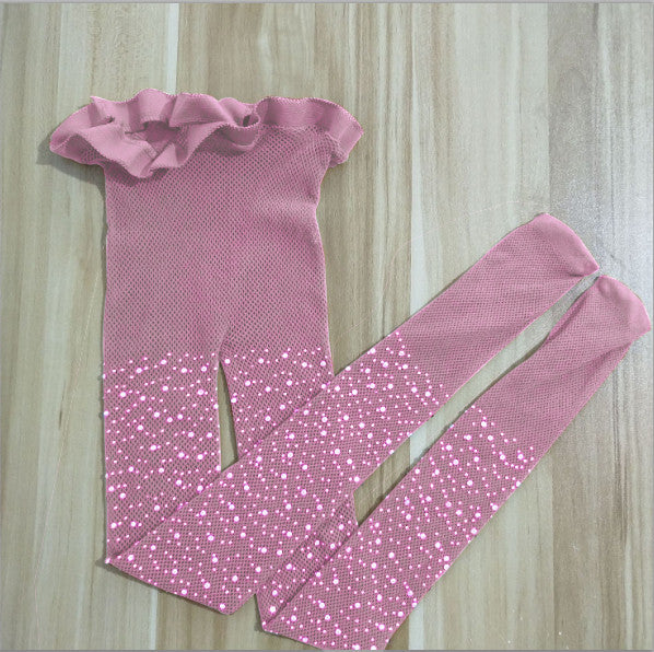 Baby Bling Tights -- 3mos-2yrs