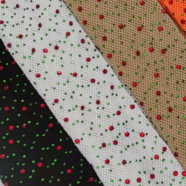 Christmas Bling Tights - 3 colors available!