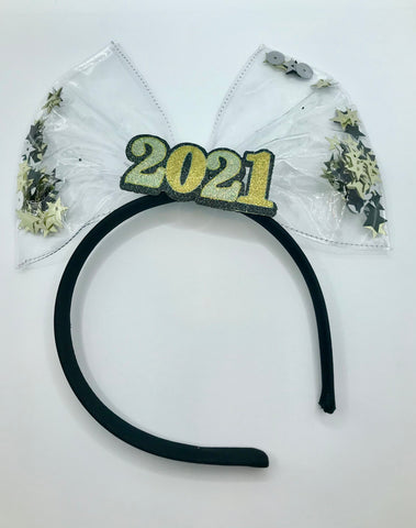2021 New Year's Headband