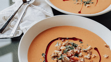 How to Make Our Famous Lobster Bisque