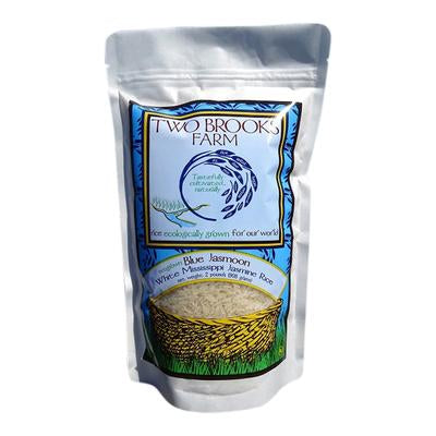 Blue Jasmoon White Mississippi Jasmine Rice (3 bags)
