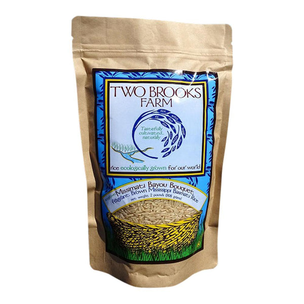 Missimati Bayou Bouquet Fragrant Brown Mississippi Basmati (3 bags)