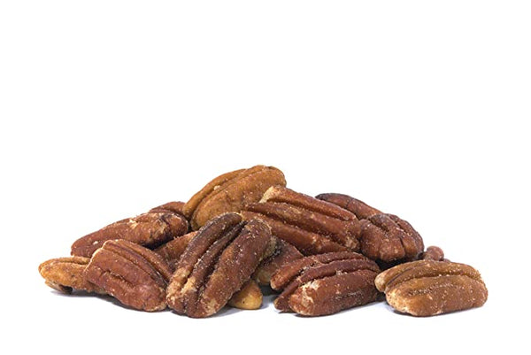 Roasted & Salted Fancy Mammoth Pecan Halves (5 lb)