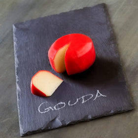 Mild Gouda Cheese (3 - 7 oz pieces)