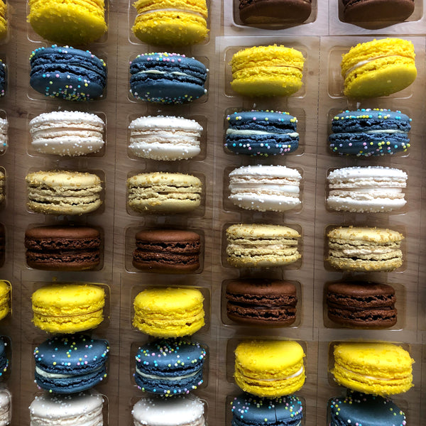 Best Selling French Macarons (30 count)
