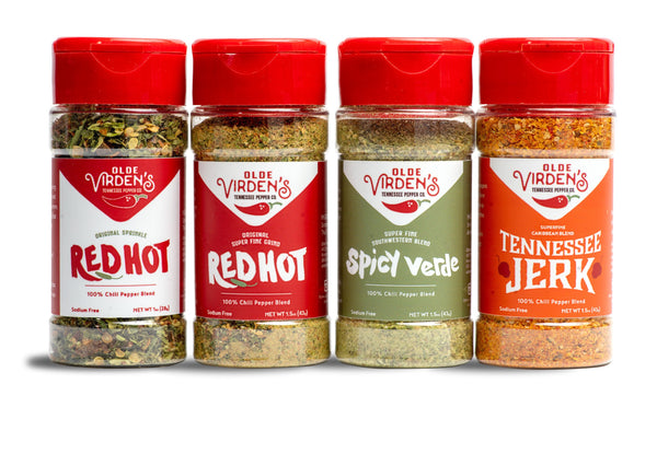 Chili Pepper Blend Gift Set