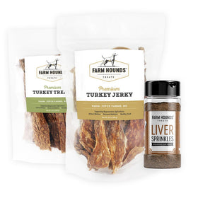 Premium Turkey Variety Pack for Pets