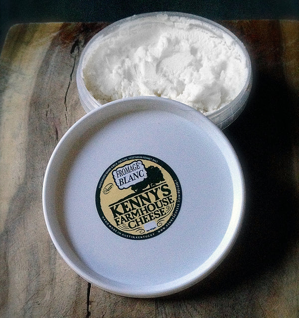 Fromage Blanc (3 - 7 oz tubs)