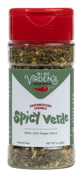 Spicy Verde Sprinkle