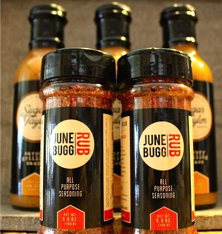 Sugar Taylor Sauce + June Bugg Rub Fan Favorite Bundle