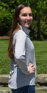 Commissioner Ladies 1/4 Zip Pullover
