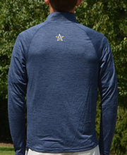 Load image into Gallery viewer, WinStar Men's Space Dye 1/4 Zip Pullover