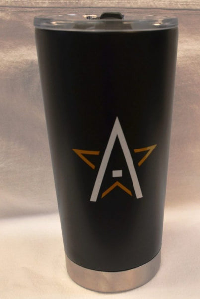 Beverage Tumbler 20.9 Oz-Black