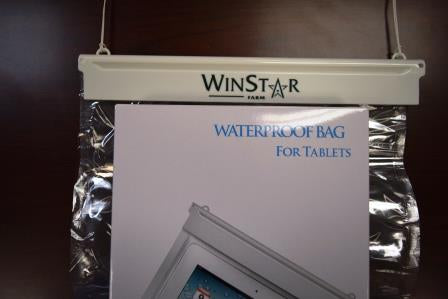 WinStar Waterproof Dry Bag for Smart Phones and Tablets