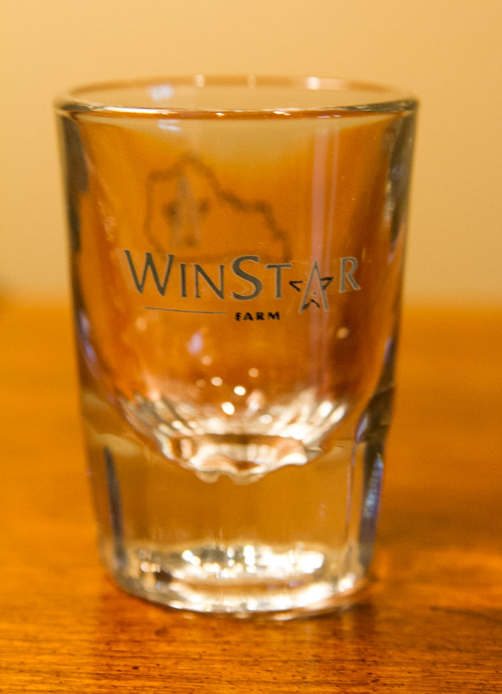 WinStar Shot Glass