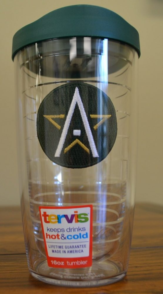 WinStar Tervis Tumbler with Lid 16 oz.