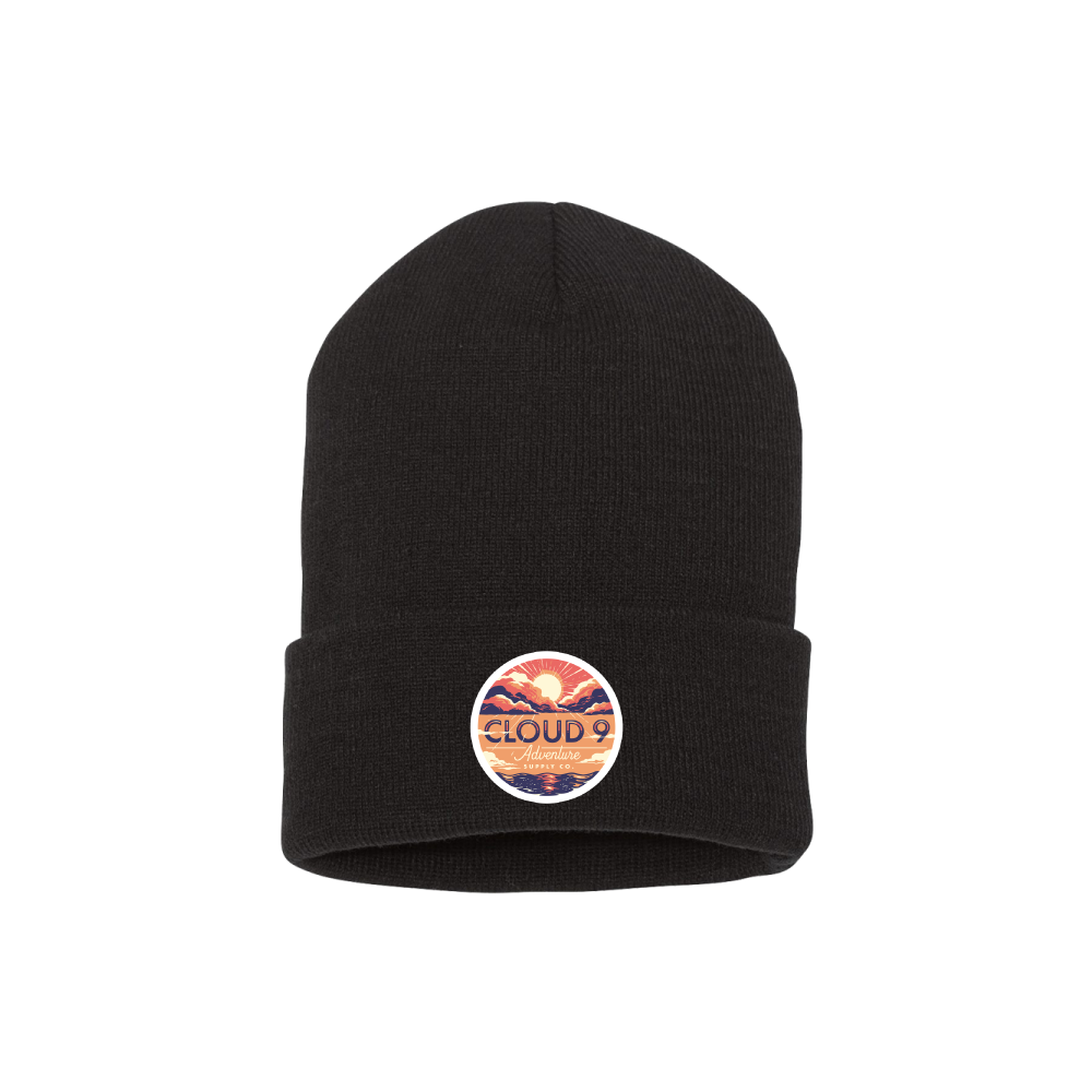 Adventure Beanie • Black