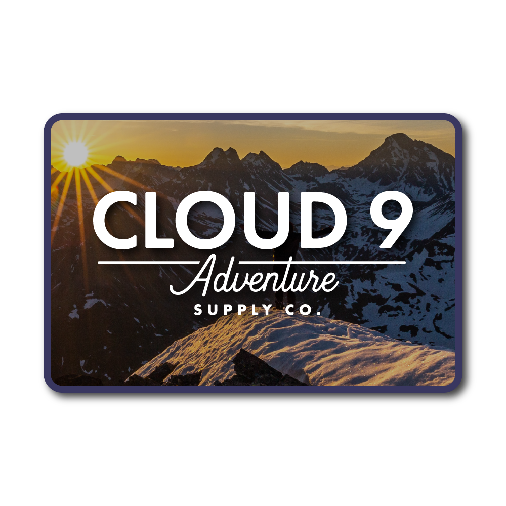 Cloud 9 Supply Co. Gift Card