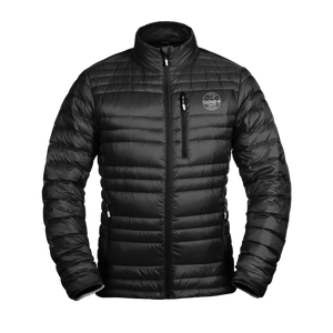 Down Jacket Men's • Black
