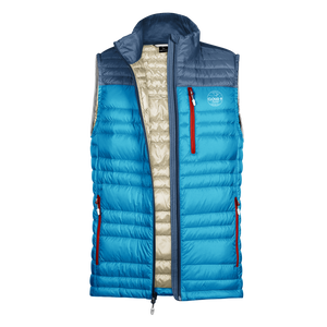 Down Vest Men's • Blue Sky