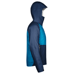 Rain Jacket Men's • Blue Sky