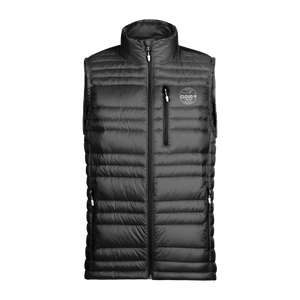 Down Vest Men's • Black