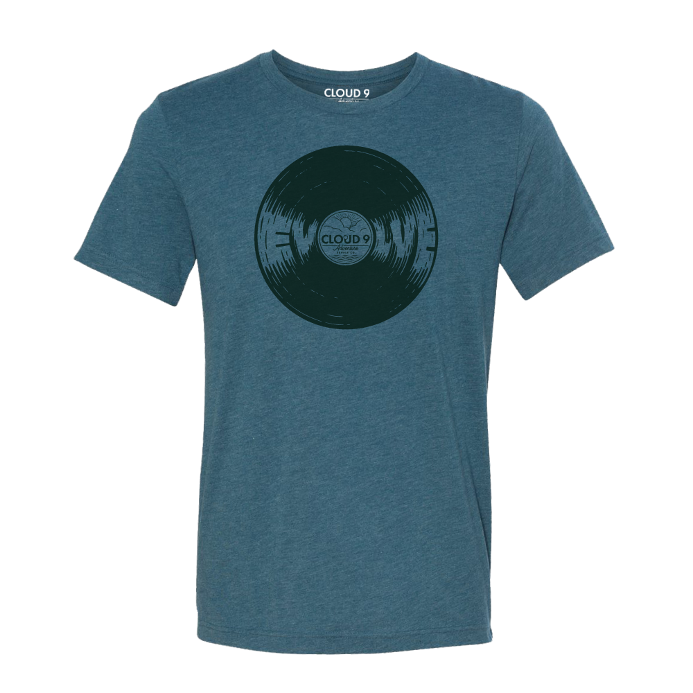 EVOLVE T-Shirt • Steel Blue