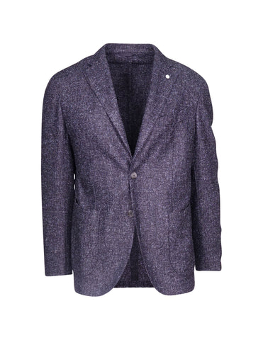 LBM Black & Grey Sport Blazer