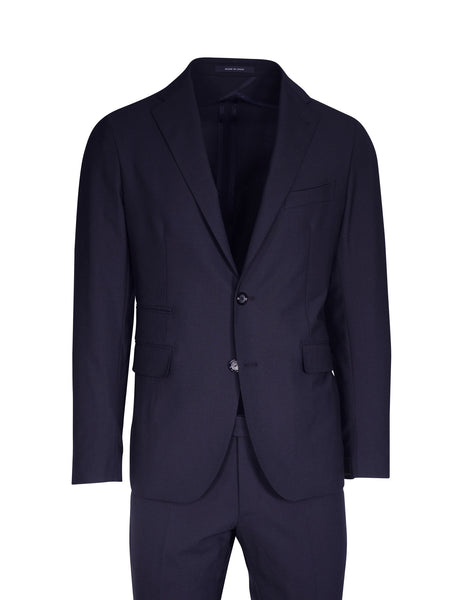 Tagliatore Dark Navy Suit