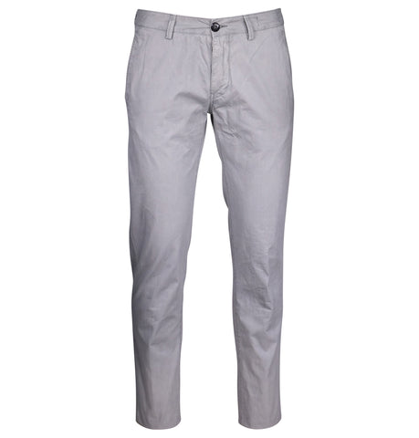 Stone Island Light Grey Chinos