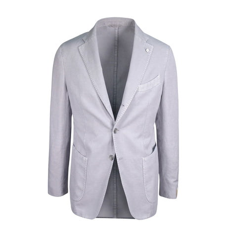 L.B.M. Cement Deconstructed Blazer