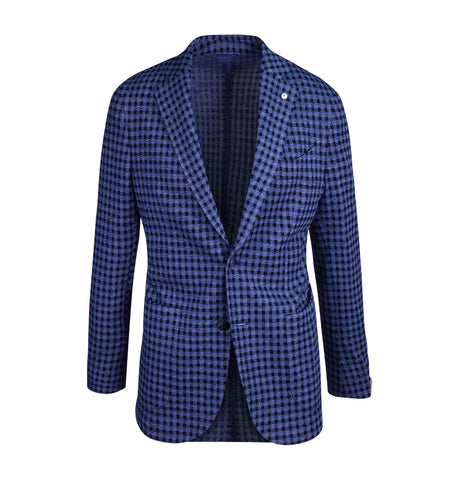 L.B.M. Mini Check Blazer