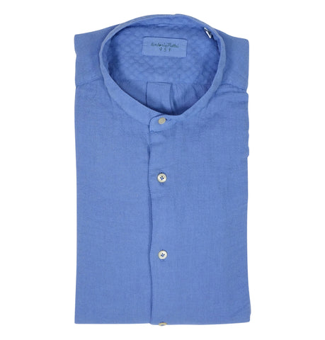 Tintoria Blue Casual Shirt