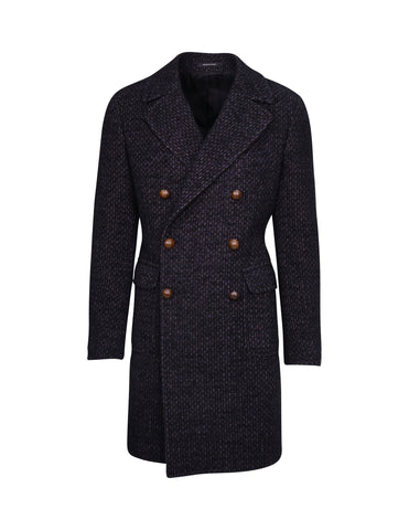 Tagliatore Dark Chocolate Coat