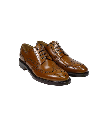 Alberto Lanciotti Tan Borgue Shoes