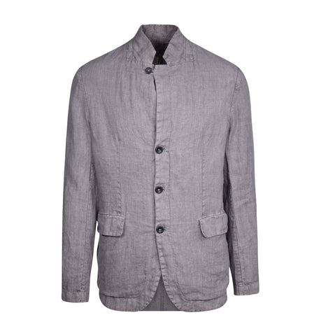 Hannes Roether Grey Light Blazer