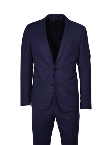 Hilton Two Tone Navy Suit