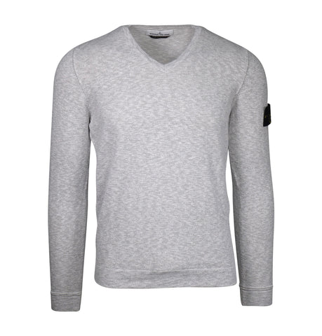 Stone Island V-Neck Sweater