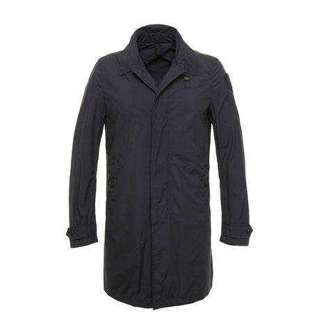 Blauer Long Waterproof Jacket